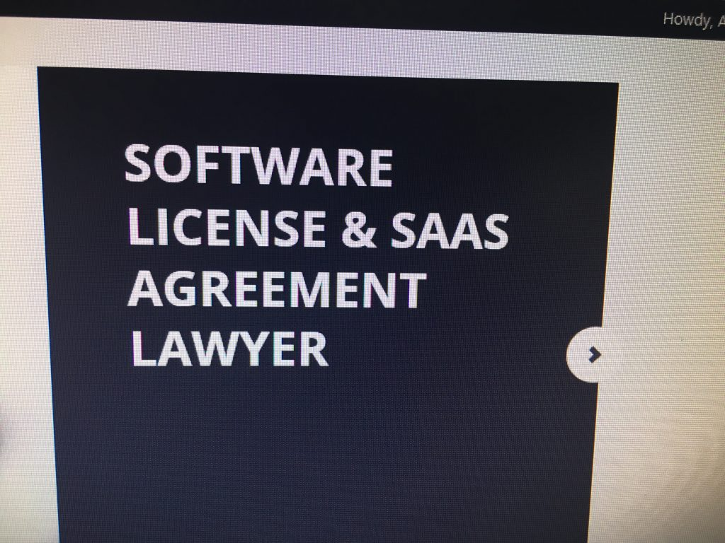 Leading SaaS Law Firm