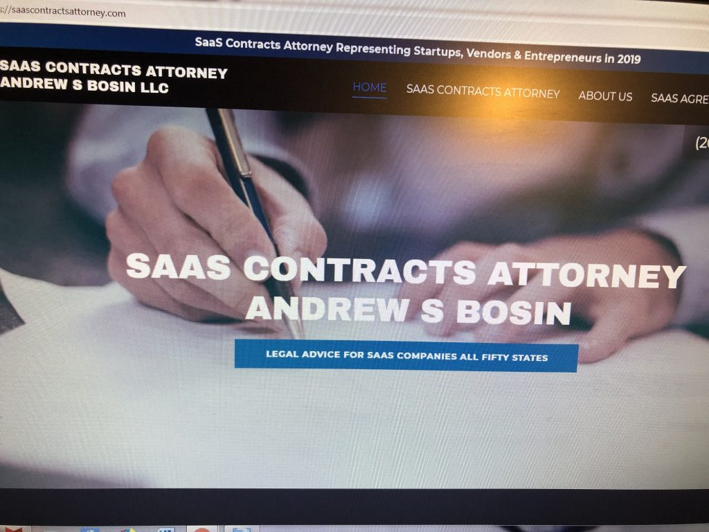 SaaS Contracts Attorney