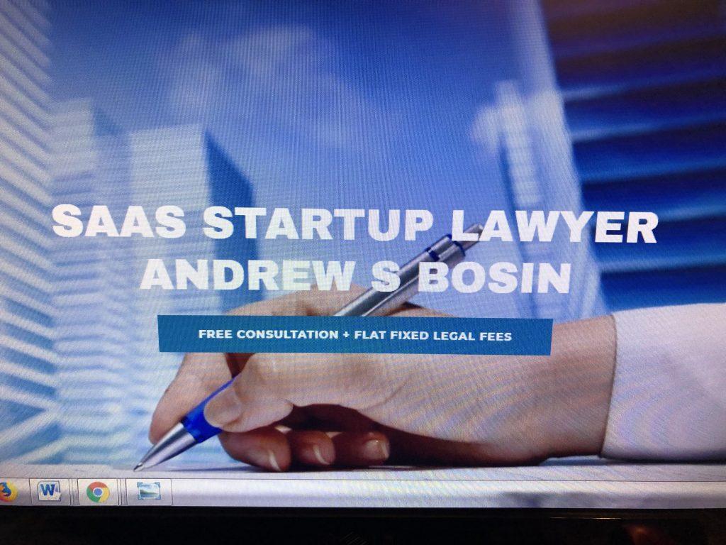 SaaS Attorney