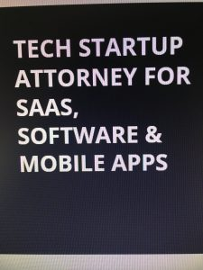 Startup Lawyer, Attorney based in New Jersey outside NYC helping SaaS, software, technology, mobile app, cloud and internet companies and vendors with incorporation, drafting and negotiating contracts and licensing agreements